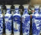 商务馈赠礼品陶瓷大花瓶 西安开业大花瓶厂家 青花瓷花瓶厂家
