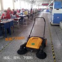 小型扫地车的特点