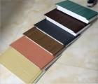 定做内墙外墙装饰保温板金属聚氨酯复合板新型保温材料移动板房