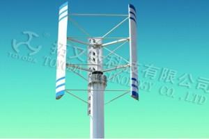 拓又达10KW垂直轴风力发电机组
