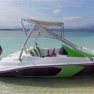 4.8米高速艇小型快艇休闲商务豪华快艇钓鱼艇