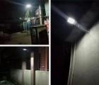 扬州远铭光电 太阳能灯户外庭院灯家用光伏发电灯门灯壁灯