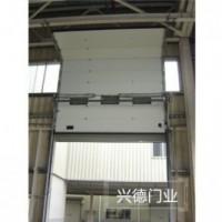 深圳高速门 珠海快速高速软帘门报价 透明软帘门