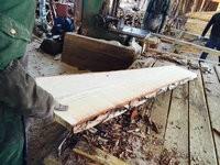 新西兰辐射松松木板材 实木家具烘干板 无节辐射松原木