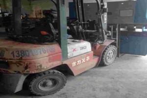 上海奉贤环城东路航谊路3吨5吨叉车租赁13601656322