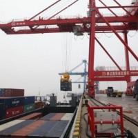 潍坊安丘市到河池市海运的公司