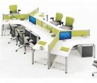 炫辞办公家具供应屏风办公桌 屏风工作位 时尚工作位 屏风卡位
