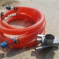 软管管吸粮绞龙 长沙吸粮机 柴油吸粮泵