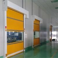 天津快速卷帘门 快速堆积门安装订制厂家