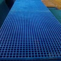 玻璃钢格栅平台的走道应用