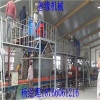 供应山东善缘新型复合轻质隔墙板设备厂家