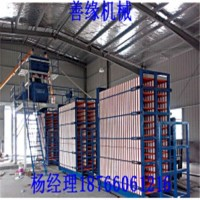 供应山东善缘轻质保温隔墙板设备厂家