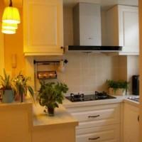 家装厨房空间小的装修利用攻略-绵阳幻想家装饰
