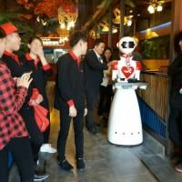 贵州金灵JL100餐厅送餐机器人多少钱一台