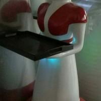 广东金灵无轨送餐机器人有哪些功能