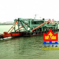 青州开山重工机械厂家解—绞吸式挖沙船用途广泛