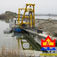 青州开山重工机械厂家挖沙船的简介