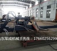 钢厂专用开口机,高炉开口机研发与维修,山东开口机厂家直销