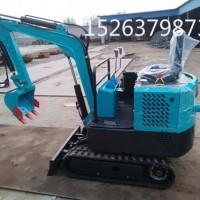 挖掘速度快小型挖掘机1.0吨全新小型挖掘机 建筑工地挖掘机