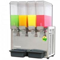 东贝四缸冷热果汁机