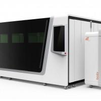 时下的光纤激光切割机P4020 3000w