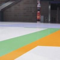 滨州环氧地面施工包含底漆层中涂层面漆层工艺