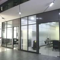 运城办公室百叶玻璃隔断安装,办公室百叶玻璃隔断销售