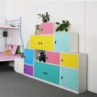 天工DZ-003 金属儿童储物柜多种颜色可选