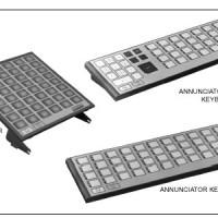 福克斯波罗I A 系列硬件   组合键盘板