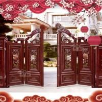 欧雅斯豪宅庭院门-精雕铸铝门-别墅庭院门春节特惠促销