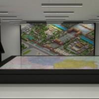 指挥中心大屏幕交互设计方案