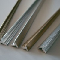 瓷砖幕墙铝合金T型装饰条