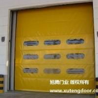 天津帆布堆积门天津PVC堆积门天津抗风堆积门天津透明堆积门