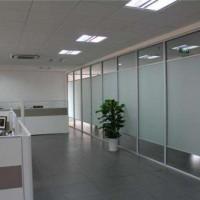 单层玻璃隔断 移动隔断墙 屏风隔断