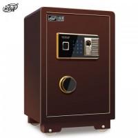 投币保险柜电子指纹办公家用保管箱迷你保险柜工厂直批