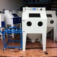 上海铝合金制品表面强化喷砂机 手动喷砂机KH-6050A