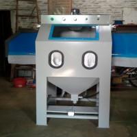 加压箱式手动喷砂机除锈喷砂设备东莞佛山珠海