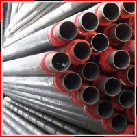 高密度聚乙烯聚氨酯保温管厂家直销