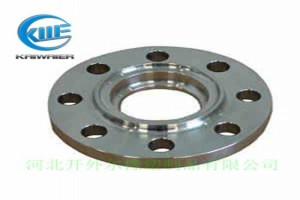 国标钢制管板式平焊法兰 无缝焊接碳钢法兰盘-开外尔