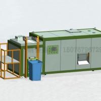 餐厨垃圾处理设备生产厂家 垃圾生化处理机