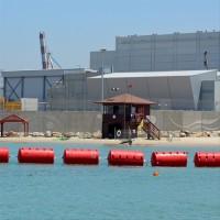 水电站拦污浮排方案定制 串联式水库塑料拦污浮体尺寸大小