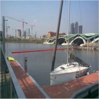 水电站拦污浮排方案定制 分半挂网拦污浮排施工方案