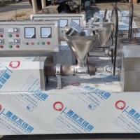 供应湖北宜昌jc商用豆制品机械设备新型大豆蛋白肉机厂家