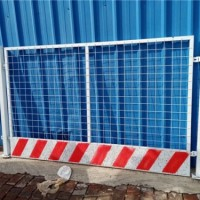 河北安全性能强具备警示醒目基坑围栏厂家定做