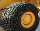 天山17.5-25轮胎保护链 耐高温加密型保护链 防滑链
