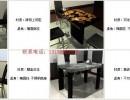 临沂火锅桌/烤瓷家具/办公桌椅/酒店餐桌椅子