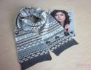 杭州时尚围巾、帽子、披肩等针织系列产品