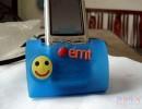 东莞供应手机座 PVC软胶手机座 卡通手机座 塑胶手机座