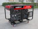 科勒汽油发电机10kw 悍莎三相汽油发电机组