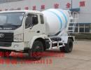 3方(3.5立方)混凝土搅拌车价格※供应福田小型混凝土搅拌车